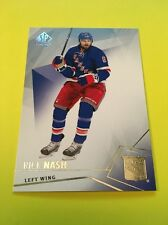 Rick Nash Rangers 2015-2016 Sp Authentic #20