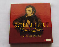 Michael ENDRES / SCHUBERT Tanze - Dances GERMANY 5CD box set CAPRICCIO (2002)