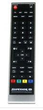 Telecomando universale Superior programmabile da PC 4:1 TV/TDT/DVD/VCR/SAT