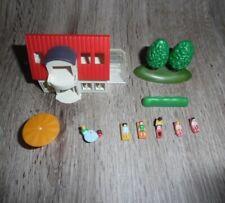 Playmobil Microwelt | Micro | Einfamilienhaus aus Set 4335 | Teile zur Auswahl