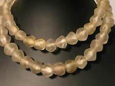 Antica olandese perline di vetro Antique rare Dutch Glass trade beads afrozip