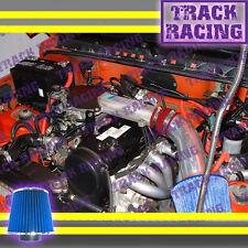 89 90 91 92 93 94 GEO TRACKER SUZUKI SIDEKICK 1.6L I4 AIR INTAKE KIT Red Blue