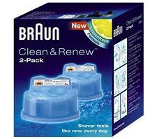 CCR2 Braun Reinigungskartusche CCR Clean & Renew - Inhalt 2 Kartuschhen NEU OVP