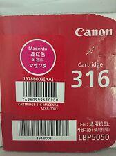 Canon CART316M Magenta cartridge for LBP5050N
