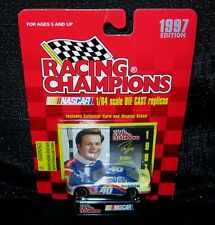 1997 NASCAR Racing Champions ROBBY GORDON #40 (Factory Sealed; 1/64 Die Cast)