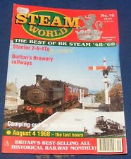 STEAM WORLD MAGAZINE  NUMBER.75 SEPTEMBER 1993