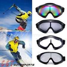 MOTOCICLETTA Sci Snowboard antipolvere OCCHIALI DA SOLE LENTI Telaio Occhi Hot