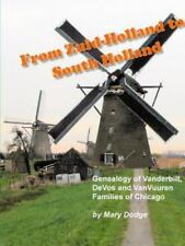 From Zuid-Holland to South Holland