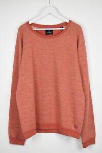 RRP €79 SCOTCH & SODA Men's XX LARGE Crewneck Soft Sweatshirt Jumper 10974*mm