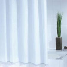RIDDER Duschvorhang Badewannenvorhang Wannenvorhang Standard 180×200 cm Weiß