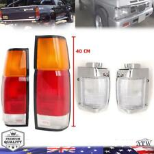 Rear Tail Lamp Light+Corner Lamp Light Fit 1986-1997 Nissan D21 Pickup