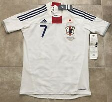 Adidas YASUHITO ENDO #7 Jersey - JAPAN National Team (JFA), USA Medium (M) RARE!