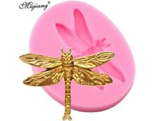 Dragonfly Silicone Mold Diy Baking, Chocolate, Candy, Resin, Clay, Jewelry #11