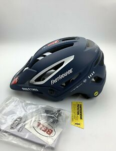 Bell Sixer MIPS MTB Fast House Cycling Helmet Size Large Navy New