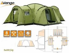 Tenda da campeggio VANGO 8 posti KASARI 800
