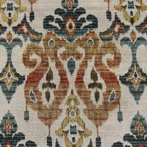 Ikat Chenille Upholstery Sandoa Desert Swavelle Mill Creek Fabric