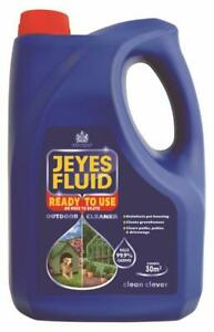 Jeyes Fluid Outdoor Cleaner & Disinfectant 4Ltr