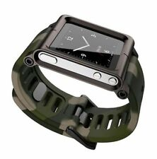 LunaTik TikTok Multi-Touch Watch Band Wrist Strap for iPod Nano 6 Gen - Camo