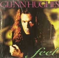 Glenn Hughes - feel  Burgundy Red Gatefold 2 Vinyl LP Deep Purple NEW NEU OVP