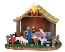 LEMAX - Nativity Scene / Weihnachtsdorf Winterdorf Modellbau