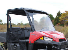 New! Polaris Ranger 500, 570 Midsize 2015-2018  Clear Front full UTV  Windshield