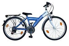 Delta Kinderfahrrad 24 Zoll Fahrrad 18 Gang Shimano Cityfahrrad STVO b13