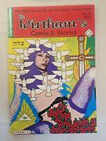 Dr. Wirtham's Comix & Stories #9 & 10 1987 Kinney Comic doktor(W3)