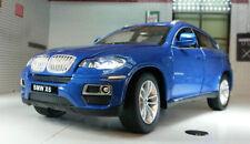 Voitures miniatures bleus BMW