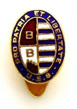 Distintivo Pro Patria Et Libertate U.S.B. Calcio (S.A. Picchiani E Barlacchi Fir