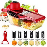 Kitchen Mandoline Vegetable Slicer Fruit Potato Peeler Carrot Grater Cutter Tool