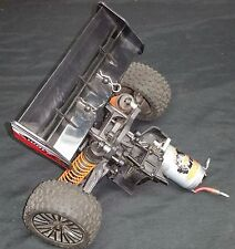 1/10 Scale WOLF-2 4WD R/C Electric Racing Buggy Rear Axle Wheels Motor