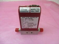 STEC SEC-4400M Mass Flow Controller, MFC, 100 SCCM, SiF4, 410787