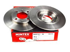 2X MINTEX REAR DISC BRAKES MDC794 CITROEN PEUGEOT 106 II - 206 CC/HATCHBACK 306