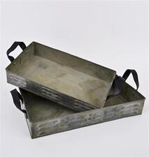 Deko-Tabletts im Vintage -/Retro-Stil