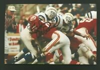 FRED ARBANAS NFL Kansas City Chiefs Football Auto Autographed Signed 4x6 Photo 4
