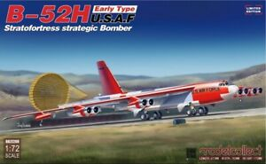 1/72 Boeing B-52H Early Type Stratofortress Strategic Bomber [Limit Edition]