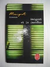 Maigret et le fantôme, Georges Simenon