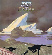 Yes - Drama - New 180g Vinyl LP - Gatefold sleeve