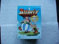 ASTERIX DVD BOX  7 DVD`s