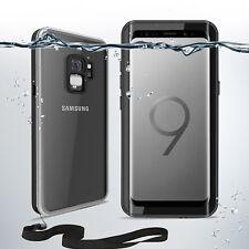 IP68 Certified Samsung S9 PLUS Waterproof Case Shock-Proof Snow-Proof Dust-proof
