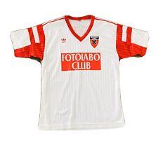 Adidas Vintage Neuchâtel Xamax Swiss football club sz XL Matchworn