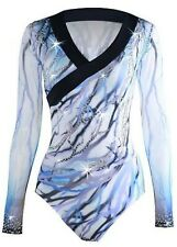 Figure Skating Costumes Men Boy Competition Shirt /Top 170cm (5ft 6.9in)