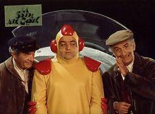 LOUIS DE FUNES   JACQUES VILLERET LA SOUPE AUX CHOUX 1981 PHOTO ORIGINAL #3