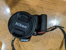 Nikon D5600 DSLR Digital SLR Camera with 18-55mm Lens - Black