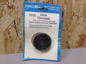 TOMCO 9158 Carburetor Choke Thermostat AMC JEEP 76-79