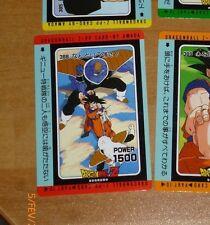 DRAGON BALL Z DBZ AMADA PP PART 10 CARD CARTE 388 MADE IN JAPAN NEUF MINT