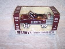 1948 HERSHEY'S BMC Pedal Car Replica Coin Bank Working Head Taillights. $SAVE$
