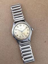 Swiss Made Grana Sport Military Watch / Militär Uhr Vintage