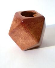 "60s ""Circonferenze"" vaso ceramica Bertoncello Schiavon RARE POP ART CERAMIC ITALY"