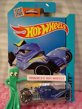 Case K/L 2015 i Hot Wheels Tomb Up #34∞Blue/Yellow ; oh5∞Street Beasts